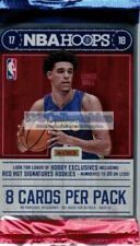 Not Autographed 2017-18 Season NBA Basketball Trading Cards