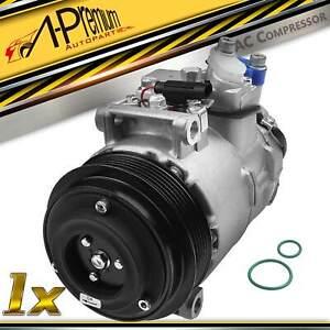 AC Compressor for Mercedes Benz W203 W211 W164 W251 W220 R230 W639 Viano 00-15
