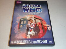 Doctor Who THE REIGN OF TERROR Story No. 7 DVD 2013 William Hartnell R1