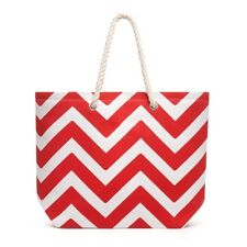 Tote Bag Premium Extra Large Carry All Design Rope Strap