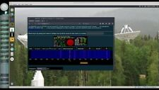 Skywave linux DVD software defined radio Softrocks Hermes shortwave satellite
