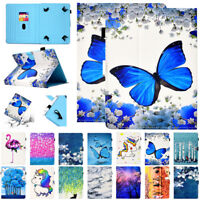 Pattern Universal Tablet Magnetic Leather Flip Stand Case Cover For 7 8 10 Inch