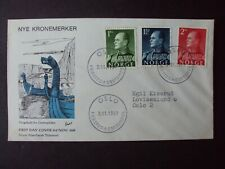 Norway 1969 Fdc