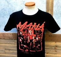 Mana Rock Band Vintage Concert Tour Shirt Mens Size X-Small EUC Hispanic 2-1
