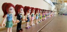 Lego Friends Random Minifigures Girls Boys Dolls w/ Accessories Lot of 5