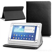 "Universal 7 "" - 8"" STAND FLIP in Pelle Smart Cover Custodia Per Bush 8 ""Tablet"