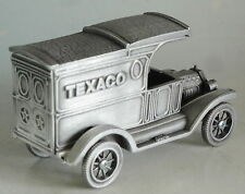 TEXACO DELIVERY VAN 1913 FORD MODEL T DELIVERY PEWTER SPECCAST 1/43 TEX 200