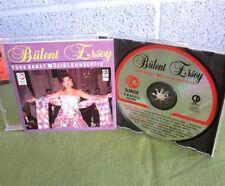 BULENT ERSOY Ottoman classical music CD transsexual diva Muzigi Konseri 2 gay