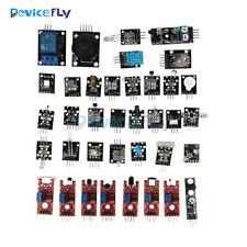 Ultimate 37 in 1 Sensor Modules Kit for Arduino MCU Education User Raspberry Pi