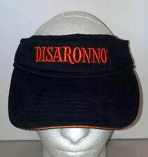 Disaronno Visor Black and Orange New Liquor Advertising