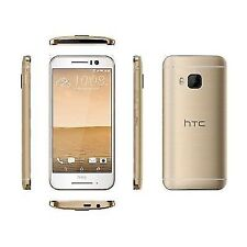 HTC  One S9 - 16GB - Gold on Silver Smartphone  4G LTE