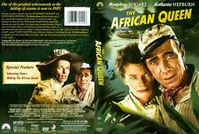 The African Queen ~ Dvd ~ Humphrey Bogart (1951) Phe
