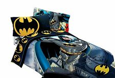 Bettwäschegarnituren für Kinder mit Batman Motiv
