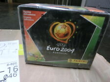 PANINI EURO 2004 = 1 X BOX = 50 PACK SEALED
