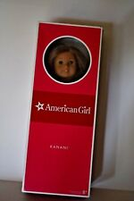 American Girl Doll Kanani In Box with Book