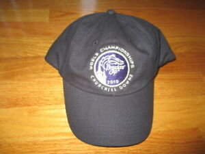 2010 BREEDERS CUP World Championship HORSE RACING Churchill Downs Adjustable Cap