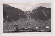 AK St. Gallenkirch, Zamang und Geisterspitze, 1953