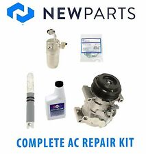 For GMC Trucks Chevy 2010 6.6 Complete A/C Repair Kit w/ NEW Compressor & Clutch