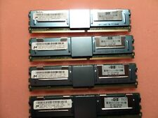 16GB (4x 4GB) Micron 2Rx4 PC2 5300F 667 MHz DDR 2 ECC FB-DIMM SERVER RAM MAC PRO