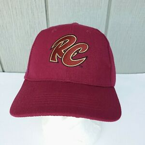"Sacramento River Cats ""Little League Baseball"" Logo Maroon Hat/Cap Adjustable 3"
