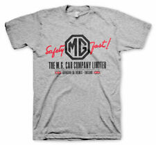 Officially Licensed M.G. Cars Co. - England Men's T-Shirt S-XXL Sizes