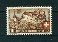 Switzerland 1939 National Fete stamp. MNH. Sg 398.