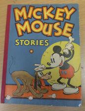 Mickey Mouse Stories # 2 Walt Disney 1934