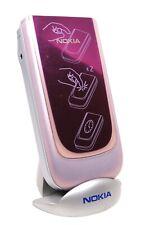 Nokia 7020 Pink Greek Keypad NEW SWAP ORIGINAL UNLOCKED