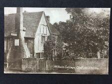 Vintage Postcard - Buckinghamshire #1 - Miltons Cottage, Chalfont, St Giles