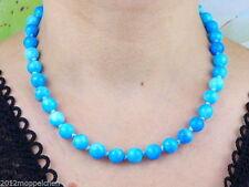 Gefärbt Echte Edelstein-Halsketten & -Anhänger aus Sterlingsilber mit Koralle