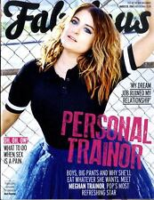 Fabulous Magazine 2016-20/3 Meghan Trainor, Duncan James, Natalie Pinkham