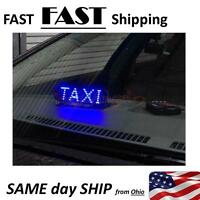 taxi sign - Fast Shipping - taxicab cab LED light up rooftop sign