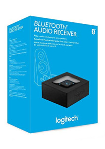 Logitech Bluetooth Audio Receiver Adapter - Brand New Sealed