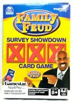 Family Feud Card Game Toy - Travel Size Pack