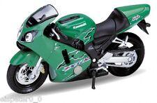 `01 KAWASAKI NINJA zx-12r, Welly Moto Modelo 1:18 , NUEVO, emb.orig