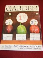 RHS - THE GARDEN - GOOSEBERRIES - AUG 2008 # VOL 133 #8