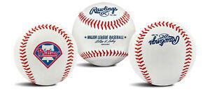 Philadelphia Phillies Logo Baseball with Stand