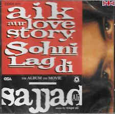 SAJJAD ALI - AIK AUR LOVE STORY - SOHNI LAGDI - NEW SOUND TRACK CD SONGS