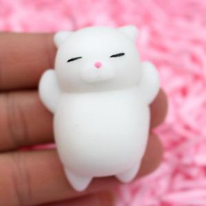 Cute Mochi Squishy Animals Squeeze Healing Fun Kids Kawaii Toy Stress Reliever