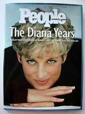 *THE DIANA YEARS: Princess of Wales People Weekly Commemorative Edition 1997.EUC