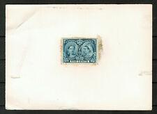 Canada Stamp #54P - Queen Victoria Jubilee (1897) 5¢ Plate Proof #5598