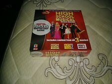 Disney HIGH SCHOOL MUSICAL Wildcat Megamix Mattel DVD Game - NEW SEALED