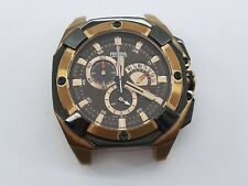FESTINA WATCH F.16357 BLACK SAHARA CHRONOGRAPH QUARTZ MENS 47mm