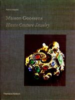 Maison Goossens Baroque Byzantine Inspired Haute Couture Jewelry Coco-Chanel NEW