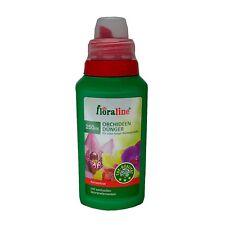 Floraline Orchideen Dünger 250ml (11,96€/L) Konzentrat Spezial Flüssigdünger
