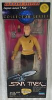 STAR TREK CAPTAIN JAMES T. KIRK COMMAND EDITION 9 INCH ACTION FIGURE