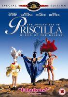 The Adventures of Priscilla, Queen of the Desert (1994) [DVD][Region 2]