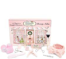 The Vintage Cosmetic Company Advent Calendar 12 Days Beauty Salon  RRP £65