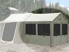 KODIAK WALL ENCLOSURE WITH WINDOWS FOR 12 X 9 CANVAS CABIN CAMPING TENT 0650