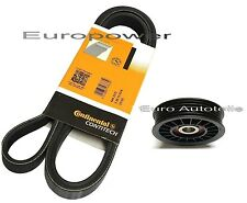 v-ribbed belt + tensioner roller For AUDI A4 A6 1.9 TDI